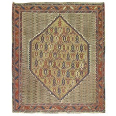 Afshar Tribal Square Size Rug