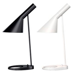Arne Jacobsen AJ Table Lamp for Louis Poulsen
