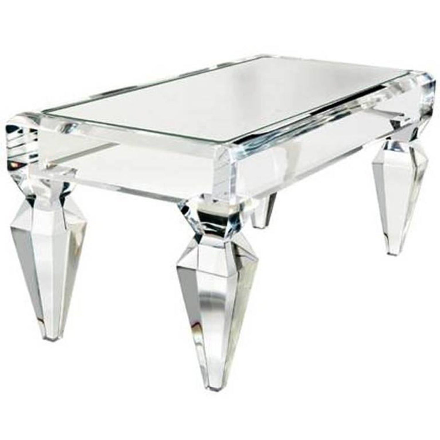 Clair Coffee Table Designed by Craig Vandenbrulle For Sale at 1stdibs