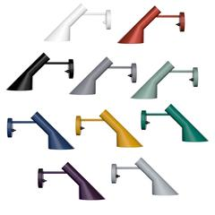 Arne Jacobsen AJ Wall Lights for Louis Poulsen
