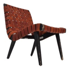 Jens Risom Lounge Chairs 67 For Sale At 1stdibs