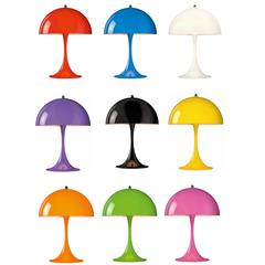 Verner Panton Panthella Mini LED Table Lamp for Louis Poulsen