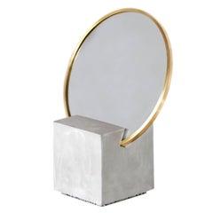 Slash Mirror by Arielle Assouline-Lichten