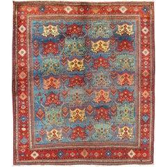 Antique Persian Afshar Rug