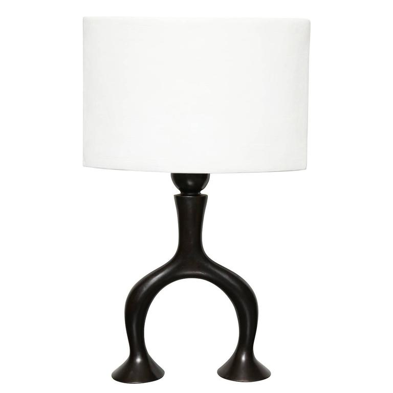 """""""Omega,"""" Limited Edition Table Lamp by Alexandre Logé"""