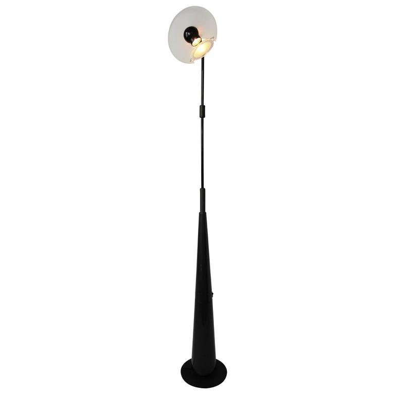 Arteluce Telescopic Halogen Floor Lamp Model Club 1195 1983 Italy
