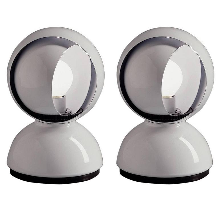 Vico Magistretti Eclisse Table Lamp for Artemide