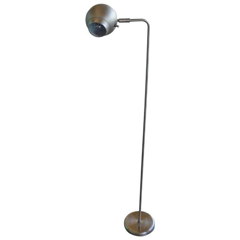Sonneman Style Adjustable Atomic Eyeball Floor Lamp