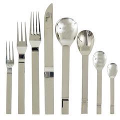 Comprehensive Flatware Cutlery by Bob Patino for Berndorf, Austria, 1990s