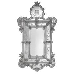 Exquisite 'San Marco' Wall Mirror