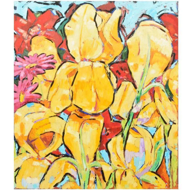 Large John Seery Painting