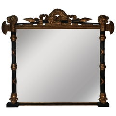 Regency Mirror Arms & Armor Mirror
