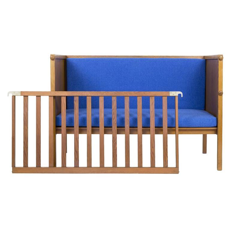 Nanna Ditzel Children's Bed and Sofa