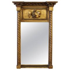 Federal Style Giltwood Mirror