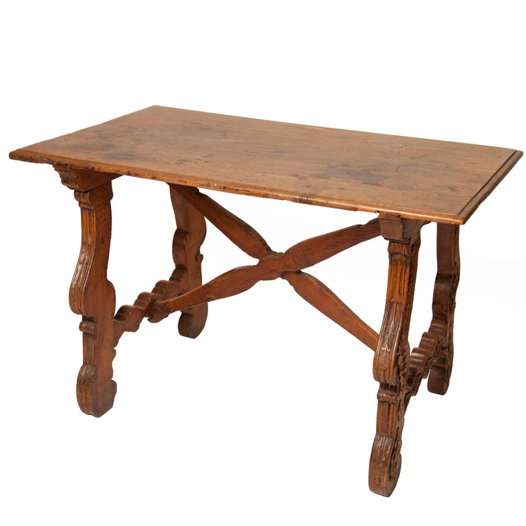 Antique Spanish Table For Sale