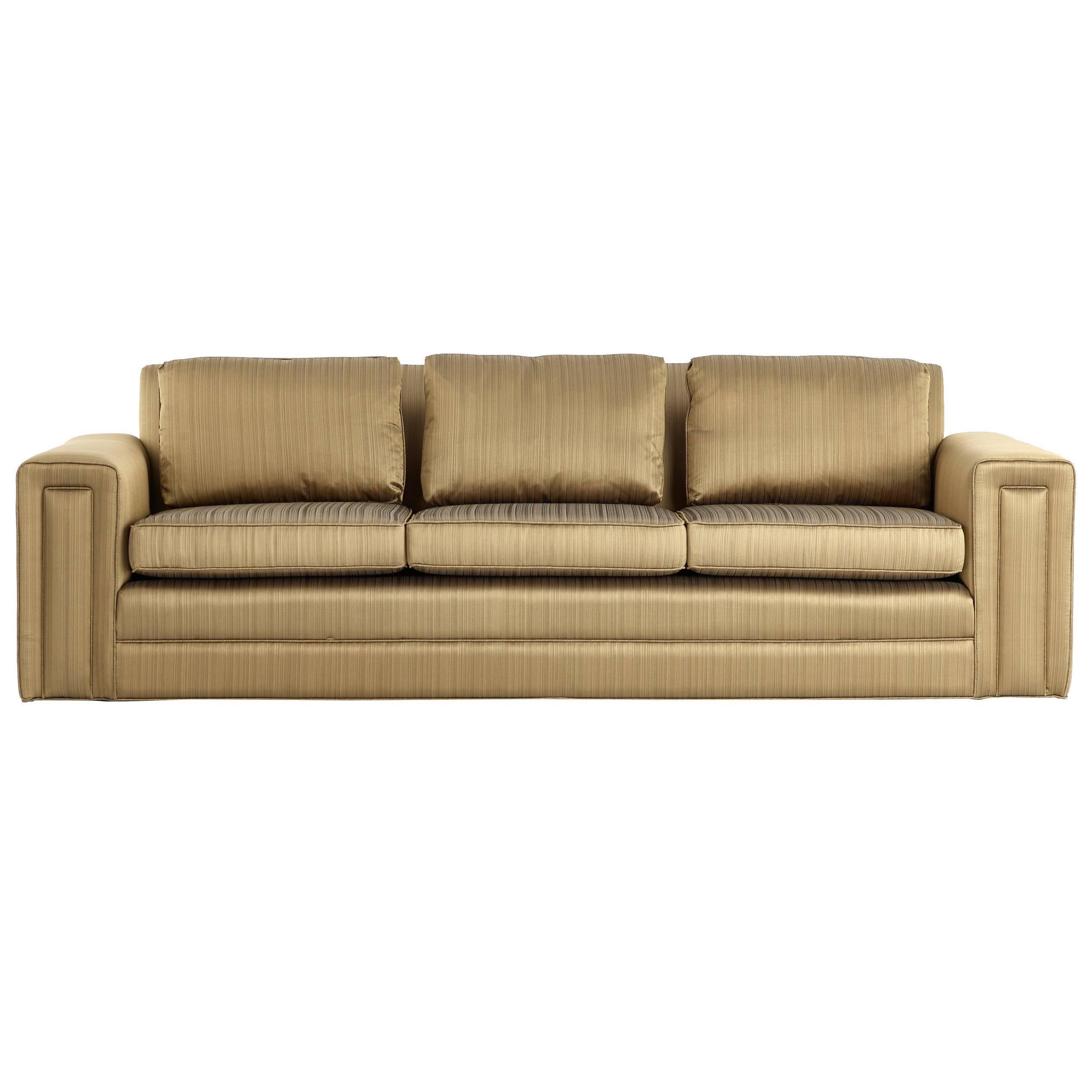 Paul Frankl Custom Sofa, Pair Available, 1940s