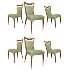 Melchiorre Bega Designed Mid-Century Chairs