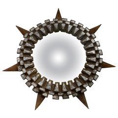 "Line Vautrin Mirror ""Tudor"""