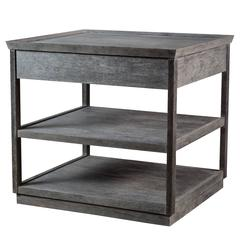 Paul Marra Two-Tier Nightstand