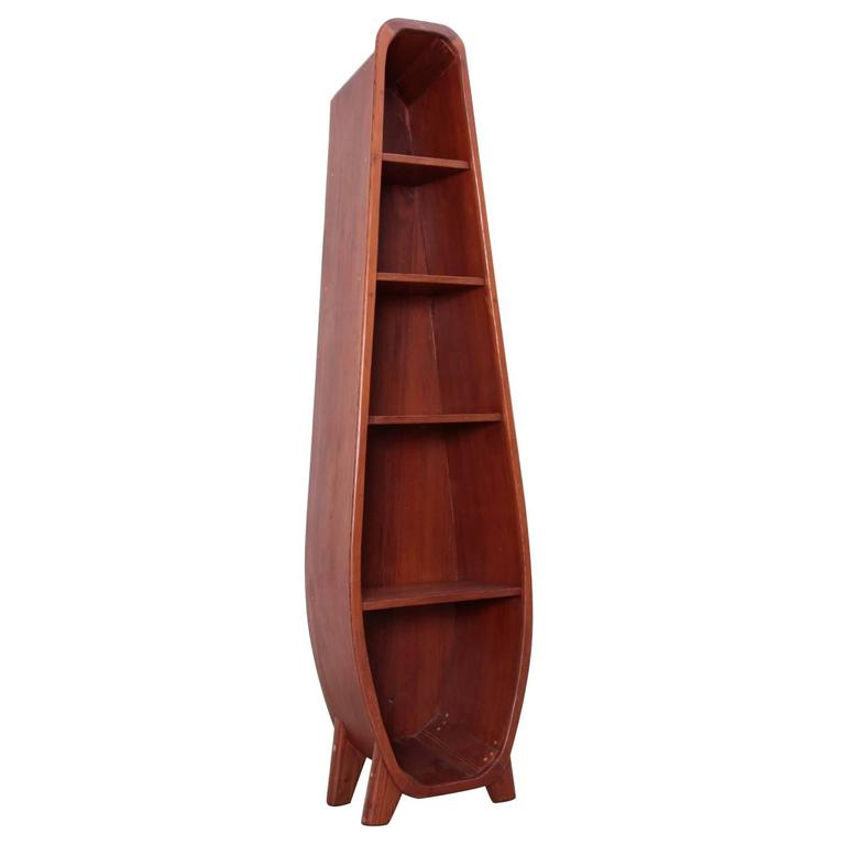 Affiliated Craftsman of California Studio Craft Cabinet Shelf in Solid Redwood
