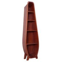 Affiliated Craftsman of California Studio Craft Cabinet Shelf in Solid Redwood