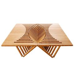 Robert van Embricqs, Rising Coffee Table