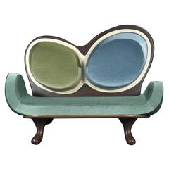 Surf Sofa by Mattia Bonetti Cat-Berro Edition. In stock