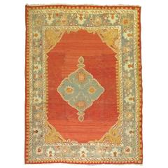Antique Oushak Kilim For Sale At 1stdibs