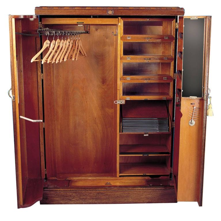 Ship Wardrobe by Compactom of London