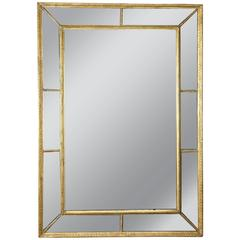 Regency Giltwood Mirror