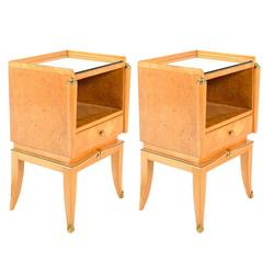 Rare 1940s French Side Tables