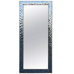 Scallop Mirrored Mirror