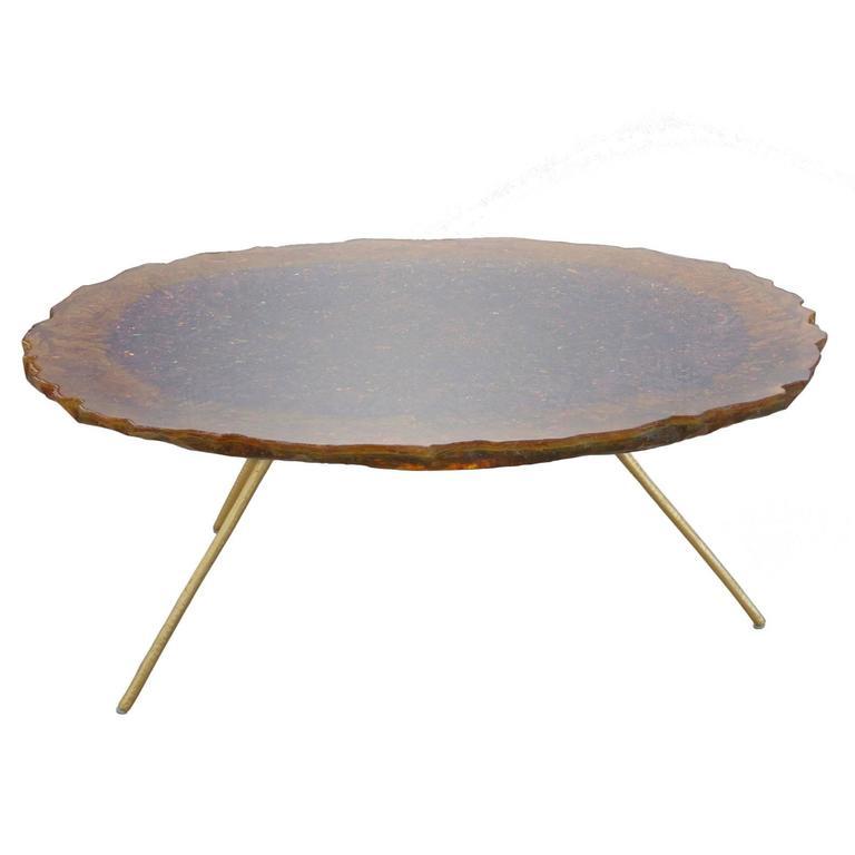 Coffee table / Helene de Saint Lager / In stock