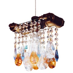 Industrial Collection Single-Bulb Chandelier Pendant