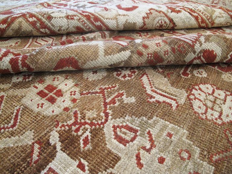 Antique Turkish Ghourdes Carpet For Sale 2