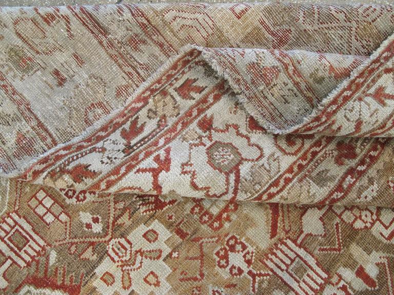 Antique Turkish Ghourdes Carpet For Sale 3