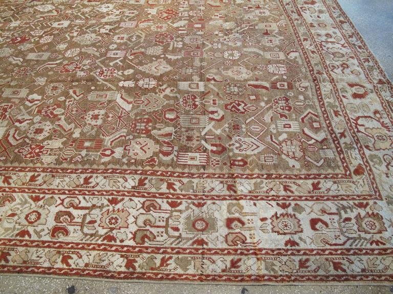Antique Turkish Ghourdes Carpet For Sale 4