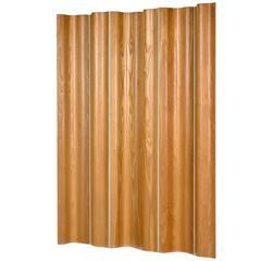 Eames Herman Miller FSW6 Molded Plywood Folding Screen