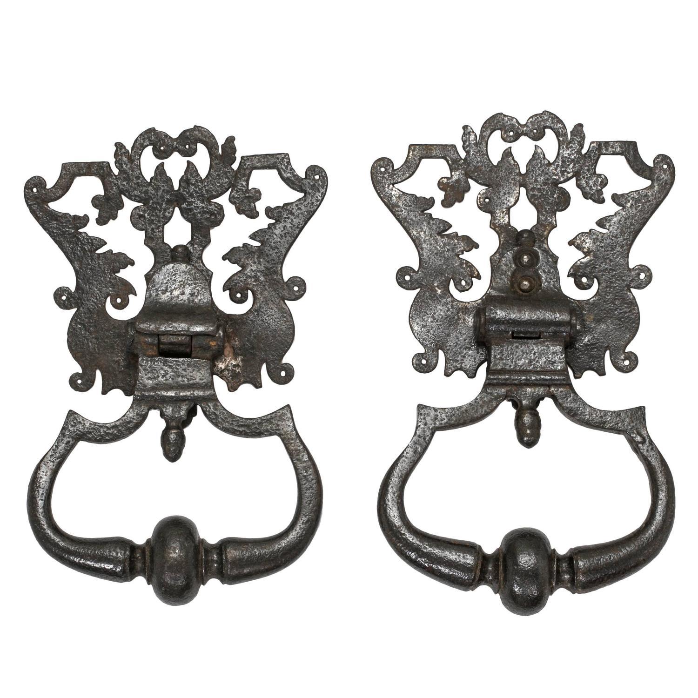 sc 1 st  1stDibs & English Cast Iron Bacchus Door Knocker. Circa 1830 For Sale at 1stdibs