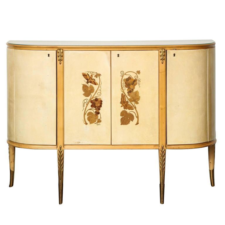 Giovanni Gariboldi Bar Cabinet For Sale