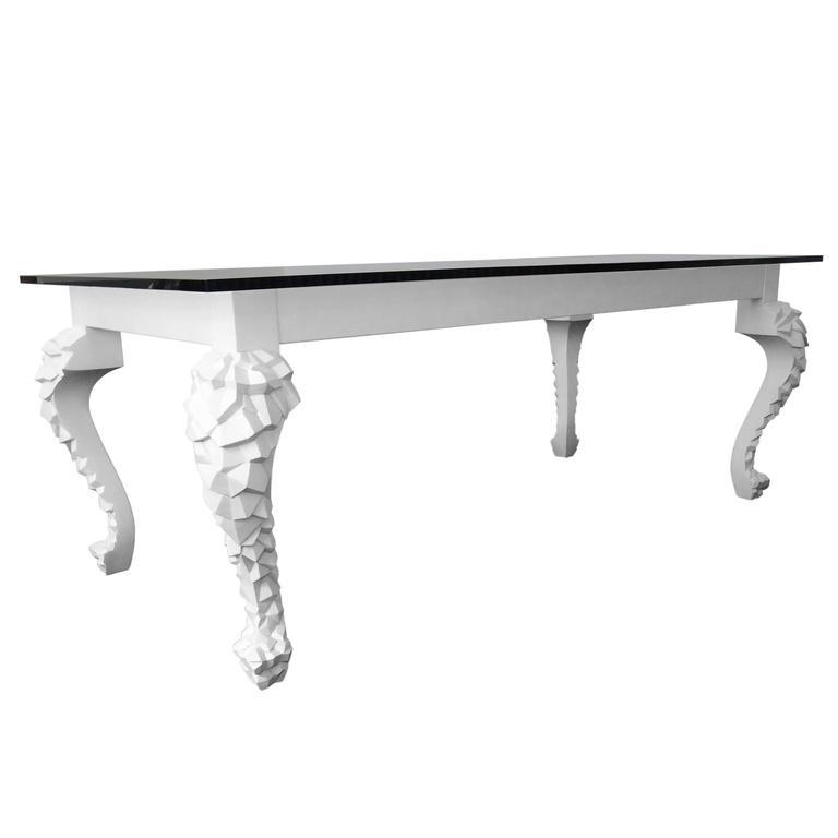 Crusty Table by Nigel Coates