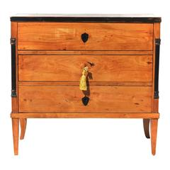 Biedermeier Commode of Small Proportion