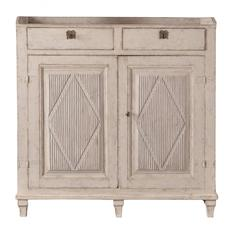 Swedish Early 19th Century Late Gustavian Sideboard