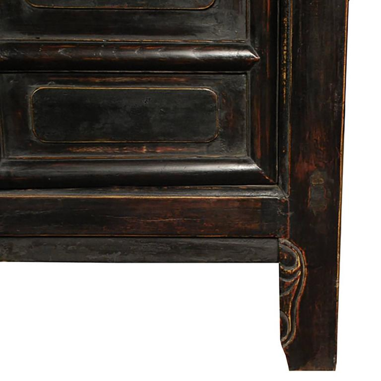 19th Century Chinese Four Panel Cabinet For Sale At 1stdibs