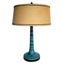 "Rare Fong Chow ""Gulfstream"" Lamp"