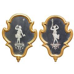 18th Century Venetian Mirrors