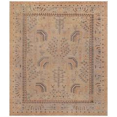 Early 20th Century Oushak Rug from West Anatolia