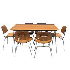 Vintage Mid-Century Rare Herman Miller Nelson Eames IT-1 Incidental Table 4 DCM
