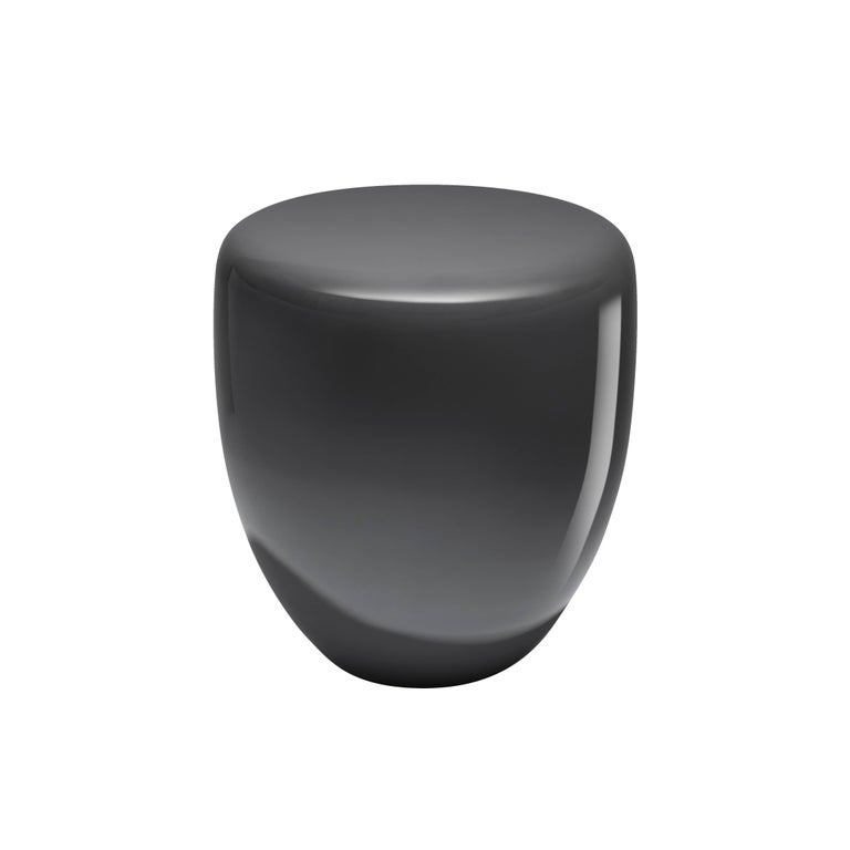 Dot, Side Table or Stool, Slate Grey, by Reda Amalou Design, 21st Century