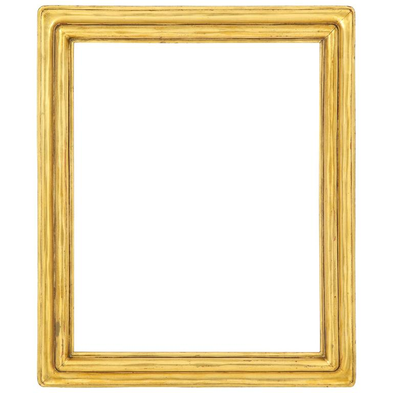 American Arts and Crafts Gilded Frame by Foster Brothers For Sale at ...